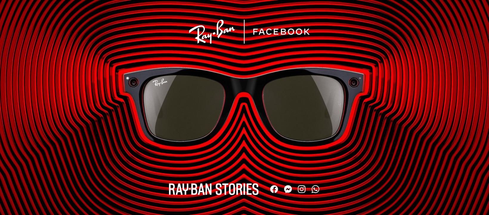 ray-ban facebook stories